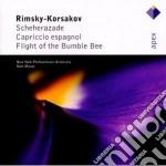 Rimsky Korsakov - Masur - Apex: Scheherazade-flight Of The Bumble Bee cd musicale di Korsakov\masu Rimsky