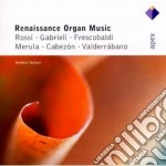 Apex: musica rinascimentale per organo cd musicale di Artisti Vari