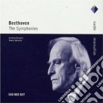 Apex: box set le 9 sinfonie cd musicale di BEETHOVEN\MENUHIN