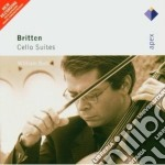 Apex: suites per violoncello cd musicale di William Britten\butt