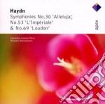 Apex: sinfonie nn. 30 - 53 - 69 cd musicale di Haydn\harnoncourt