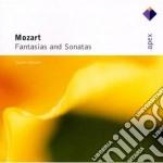 Apex: fantasie e sonate k. 309 - 396 - 3 cd musicale di Mozart\katsaris