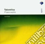 Apex: composizioni per pianoforte cd musicale di Takemitsu\tateno