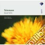 Telemann - Hortus Musicus - Mustonen - Apex: Quartetti cd musicale di Musi Telemann\hortus