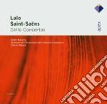 Apex: cello concerto - cello concerto n. cd musicale di Lalo - saint saens\n