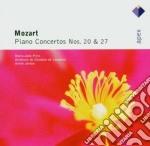 Apex: piano concerti nn. 20 & 27 cd musicale di Wolfgang Amadeus Mozart