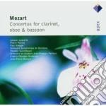 Apex: concerti per clarinetto, oboe e fa cd musicale di Mozart\pierlot-rampa