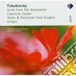 Apex: schiaccianoci-capriccio italiano-e cd musicale di Tchaikovsky\lazarev