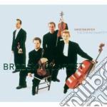 Quartetti per archi (box set) cd musicale di SHOSTAKOVICH\BRODSKY
