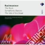 Apex: danze sinfoniche - the rock cd musicale di Rachmaninov\davis