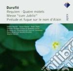 Apex: requiem op. 9 - 4 mottetti - prelu cd musicale di Durufle Durufle\m.m.