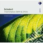 Apex: impromptus d 899 & d 935 cd musicale di Schubert\leonskaja