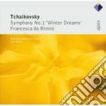 Apex: sinfonia n.1 - francesca da rimini cd musicale di Tchaikovsky\masur