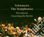Le sinfonie 1-4 cd musicale di SCHUMANN\BARENBOIM -