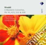 Apex: concerti per mandolino n. 93 425 cd musicale di Vivaldi\scimone - i