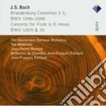Apex: concerti brandeburghesi 1-2-3 - fl cd musicale di Bach\koopman - rampa