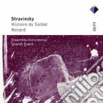 Apex: l'histoire du soldat - renard cd musicale di Stravinsky\dutoit -