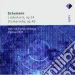 Apex: dichterliebe - liederkreis op. 24 cd musicale di Die Schumann\fischer