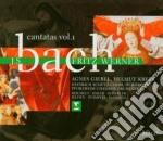 Fritz werner bach edition vol. 1 cd musicale di BACH\WERNER - SCHUTZ