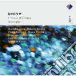 Apex opera: l'elisir d'amore (selezione cd musicale di Donizetti\viotti