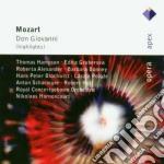 Apex opera: don giovanni (selezione) cd musicale di Wolfgang Amadeus Mozart