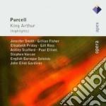 Apex opera: king arthur (selezione) cd musicale di Purcell\gardiner