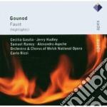 Apex opera: faust (selezione) cd musicale di Gounod\rizzi