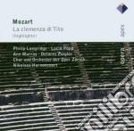 Apex opera: la clemenza di tito (selezio cd musicale di Wolfgang Amadeus Mozart
