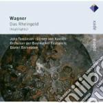 Apex opera: das rheingold (selezione) cd musicale di Wagner\barenboim