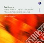 Apex: piano trio - kakadu variazioni cd musicale di Wien Beethoven\haydn