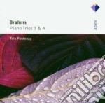 Apex: piano trii vol.2 (trii nn. 3 in la cd musicale di Fontenay Brahms\trio