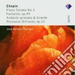 Apex: sonata n.3 - grande polonaise e fa cd musicale di Chopin\pommier