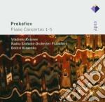 Apex: piano concerti 1-5 cd musicale di Prokofiev\krainev -