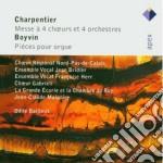 Apex: messa per quattro cori cd musicale di Charpentier\malgoire