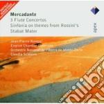 Apex: concerti flauto & orch.- sinfonia cd musicale di Mercadante\rampal -
