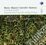 Apex: chasse du cerf (musica venatoria 1 cd musicale di Morin-mouret-corrett