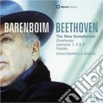 Le 9 sinfonie (box set) cd musicale di BEETHOVEN\BARENBOIM