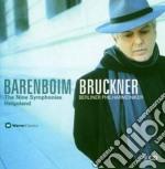Le sinfonie 1-9 - helgoland (box set) cd musicale di BRUCKNER\BARENBOIM