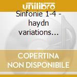 Sinfonie 1-4 - haydn variations (box se cd musicale di BRAHMS\BARENBOIM