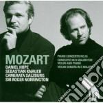 Concerto k 451-doppio concerto k 315f-so cd musicale di MOZART\NORRINGTON -