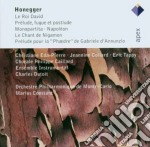 Apex: le roi david - monopartita - the t cd musicale di Honegger\constant -
