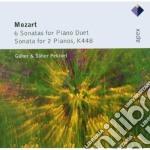 Apex: sonate per pianoforte cd musicale di Guher Mozart\pekinel