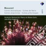 Apex: scene dramatiques & de feerie cd musicale di Massenet\gardiner