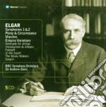Sinfonie e composizioni varie cd musicale di ELGAR\DAVIS - SHEEN