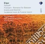 Elgar - Davis - Apex: Falstaff - Froissart - Grania & Diarmid cd musicale di Elgar\davis