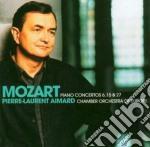 Concerti per pianoforte 6, 15 & 27 cd musicale di MOZART\AIMARD