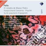 De Falla - Dutoit - Veyron Lacroix - Apex: Master Peter's Puppet Show - Psyche - Dutoit cd musicale di De falla\dutoit - ve