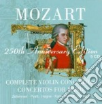 Mozart: 250? anniversario - violin conce cd musicale di MOZART\ZEHETMAIR - R
