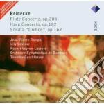 Apex: concerti per flauto & arpa e orche cd musicale di Reinecke\rampal - la