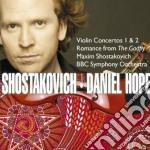 Shostakovich - Shostakovich - Hope - Concerti Per Violino 1 & 2  - Romanza